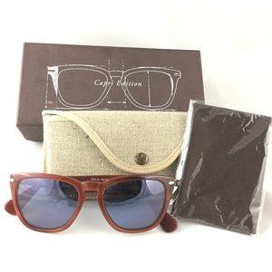 """90ed5864e3 Persol Accessories - EUC Persol 3024-s """"Capri Edition"""" Sunglasses"""
